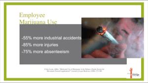 Commercialized Marijuana The Employer impact
