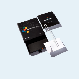 Dynamic DNA Labs | Cannabis DNA Test – Genetic Testing Kit – Includes 13 Genetic Traits