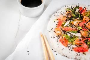 Cannabis Sushi Pizza Recipe