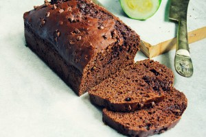 Cannabis Chocolate-Zucchini Bread