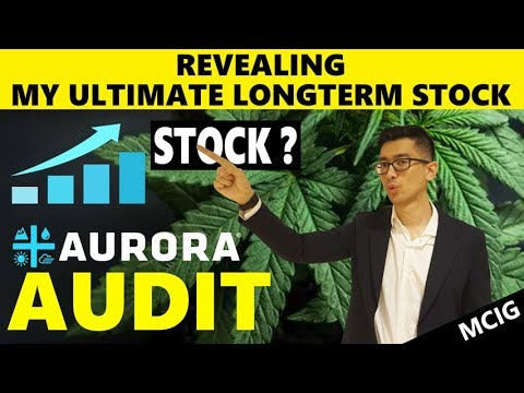 My CRAZY Stock!! Aurora Cannabis Audit, IIPR, mCig