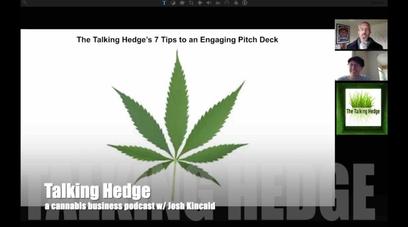 Cannabis Investment Deck Review: vertically integrated MO company (2019)