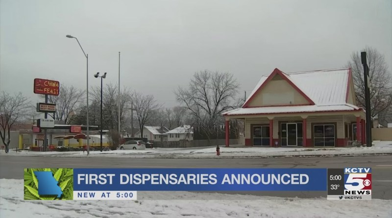 A look at some of the locations approved for medical marijuana dispensaries