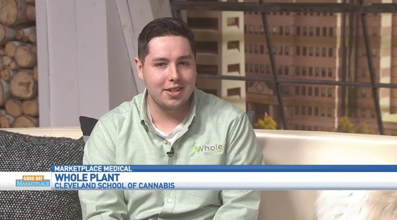 Cleveland School of Cannabis Alumni Starts Cannabis Business.