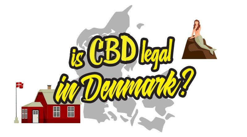 Is CBD legal in Denmark?