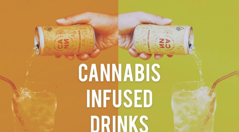 The Rise Of Cannabis Infused Drinks