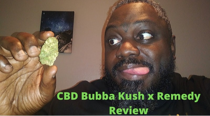 #cbd #cbdflower #cbdflowerreviews #bubbakush Bubba Kush x Remedy CBD Flower Review