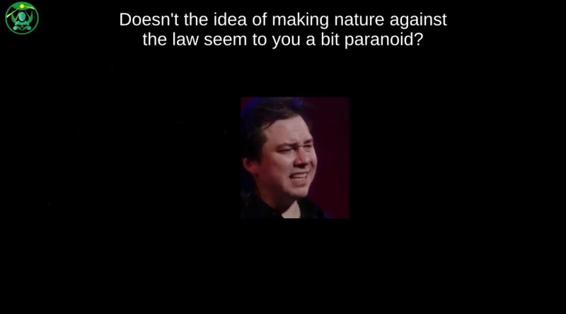 God's Cannabis. Why is Marijuana Against the Law?   Bill Hicks   It Grows Naturally Upon Our Planet.