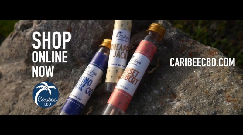Introducing Caribee Hemp Joints. Sparking a new conversation in CBD.