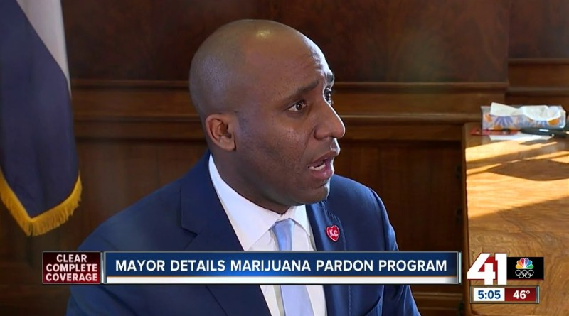 KCMO mayor shares details of marijuana pardon program