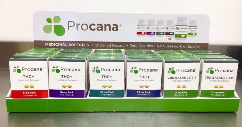 procana-thc-cbd-softgels