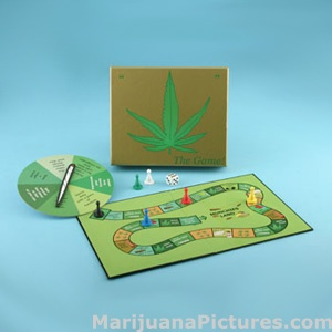 weed board game