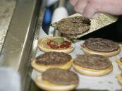Marijuana between Burgers