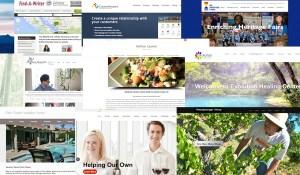 wordpress sites-mashup