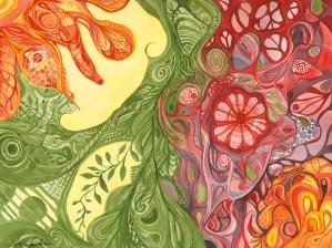 2004: Garden copyright Marika Reinke