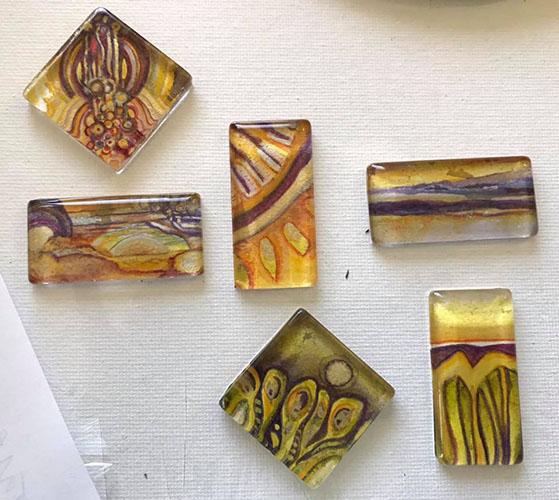 Final pendants