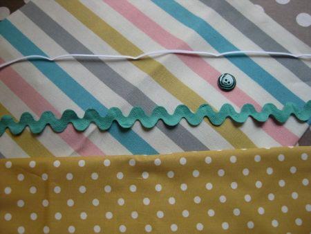tissu petit sac