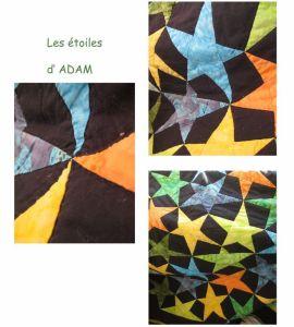 Les étoiles d'Adam