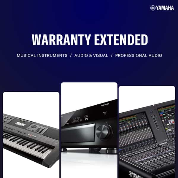 yamaha warrenty