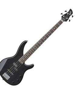 Yamaha TRBX174EW Electric Bass Guitar, Translucent Black