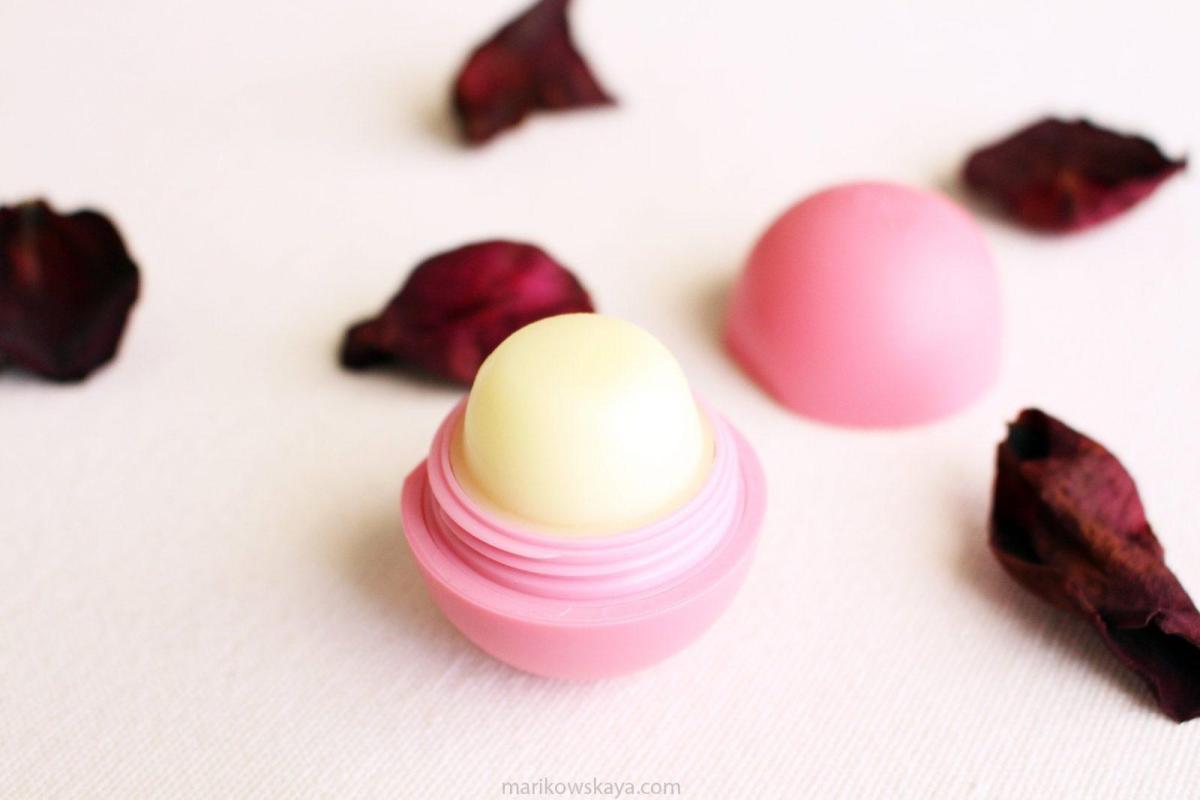 favoritos marzo eos lip balm