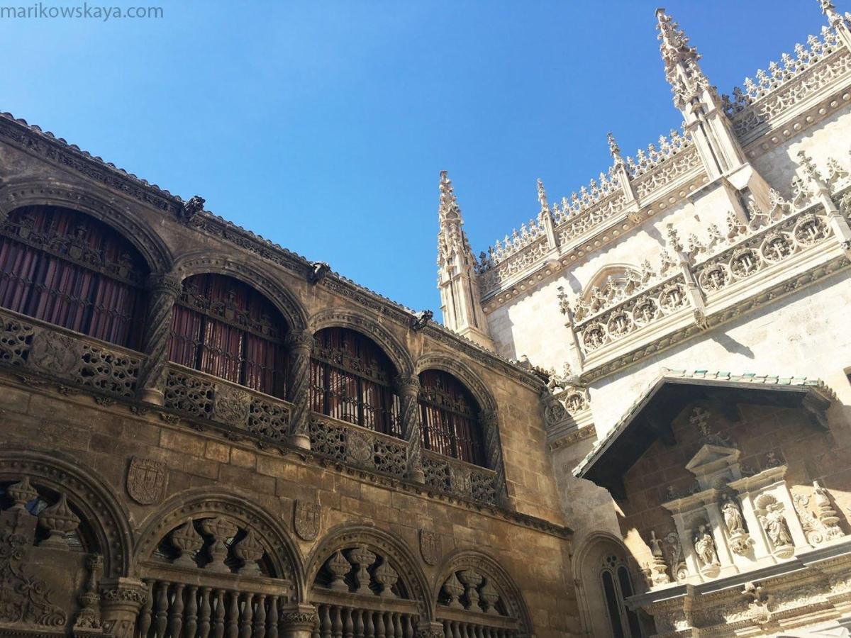 granada - catedral 4