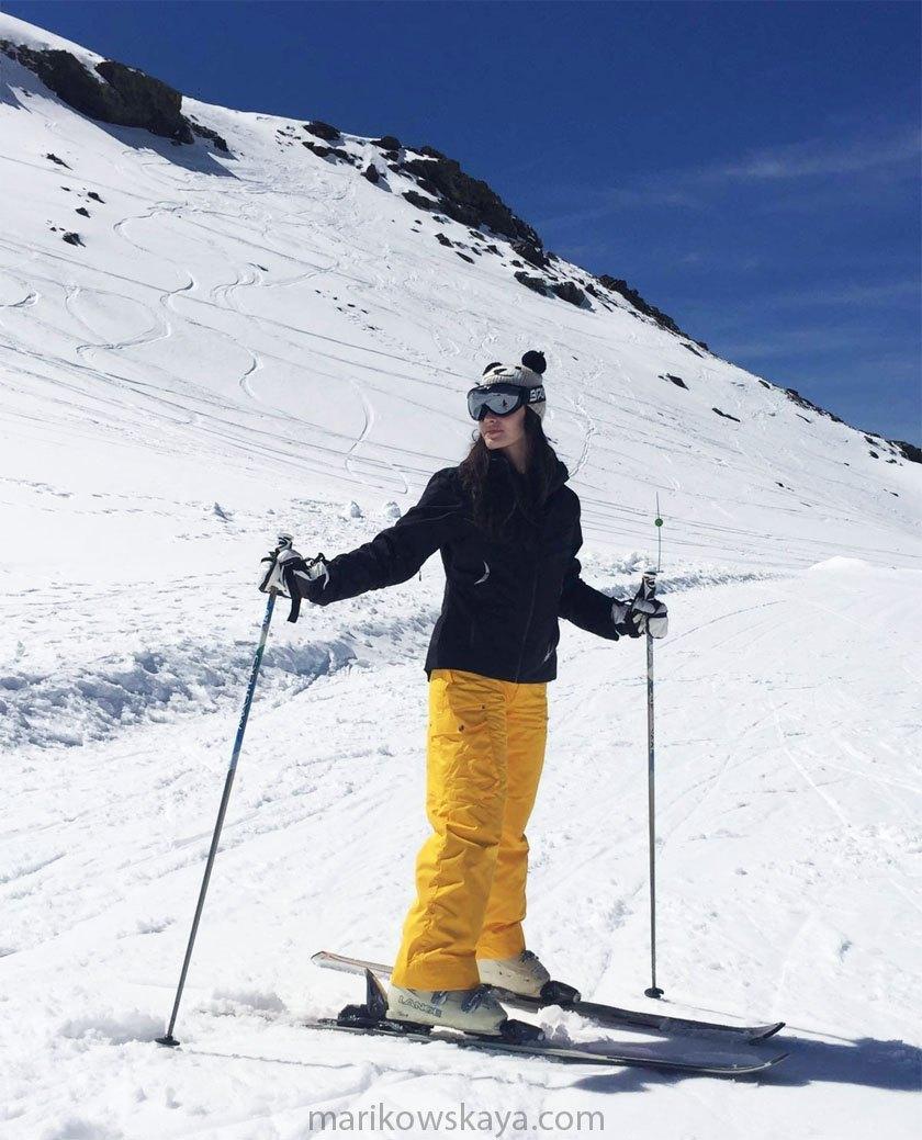 granada - sierra nevada - ski 4