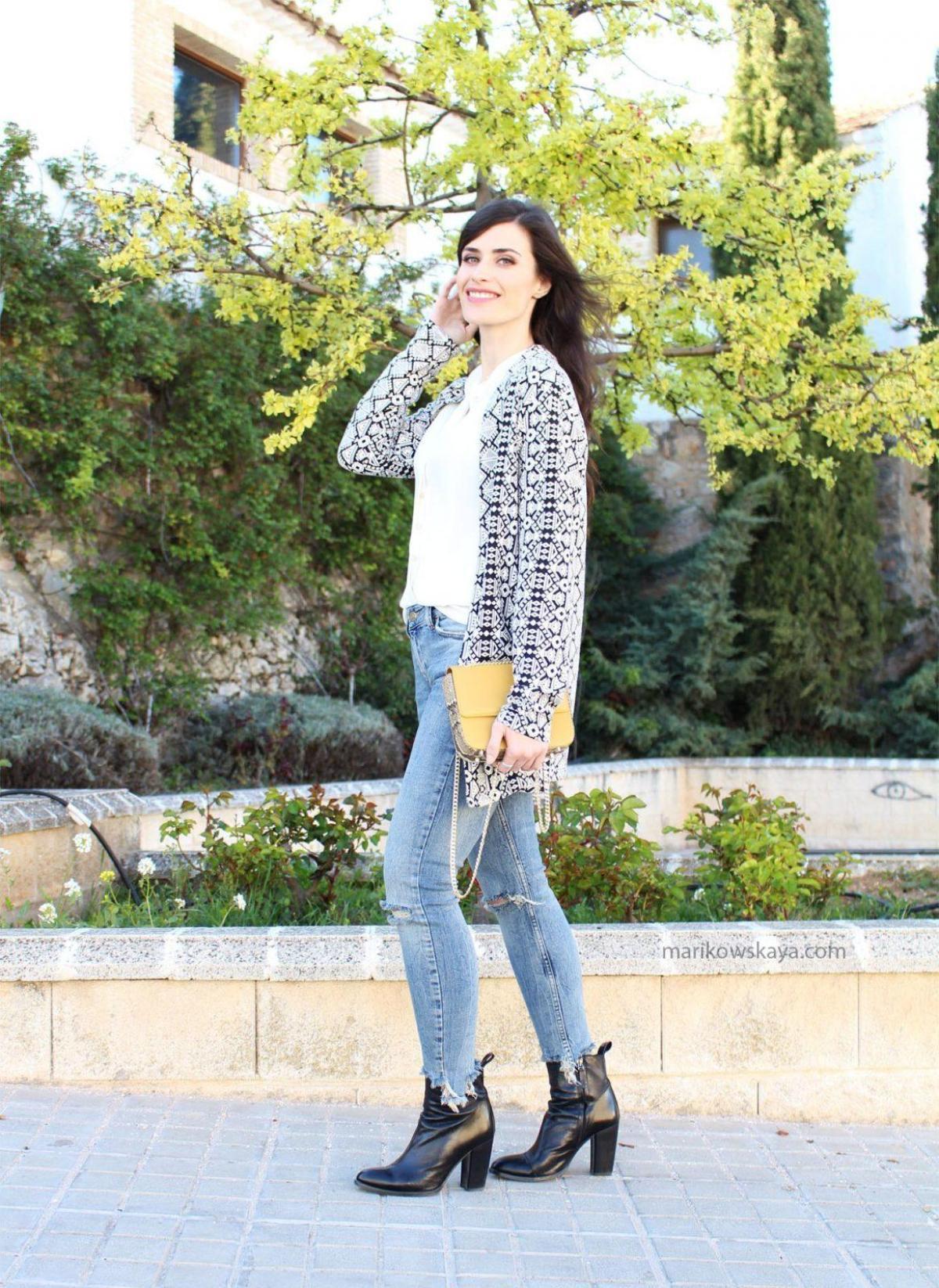 marikowskaya street style jeans 16