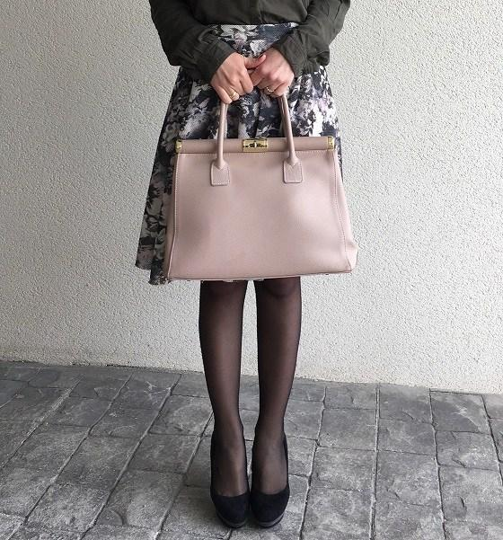 marikowskaya street style jennifer midi skirt (2)