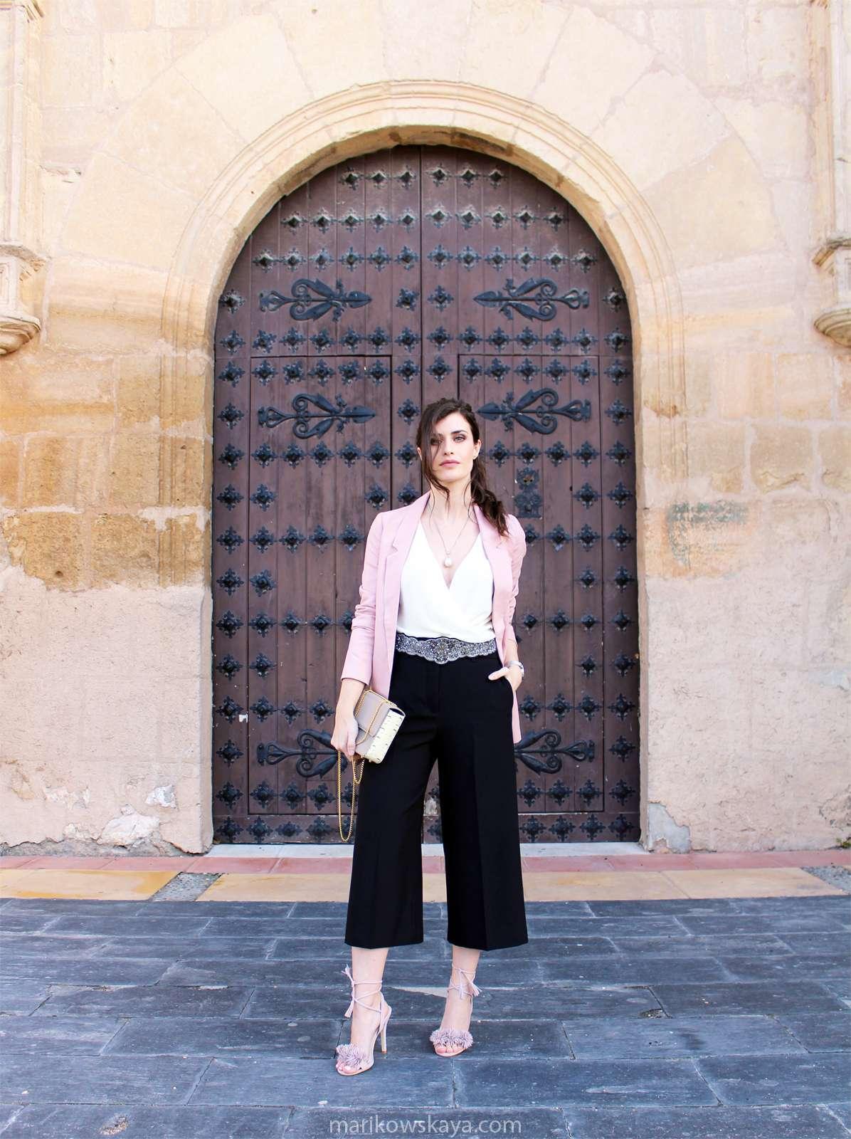 outfit bbc pantalón culotte 2