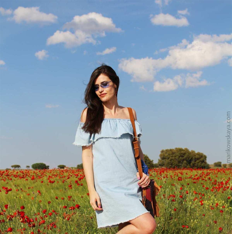 marikowskaya street style off-shoulders tops 6