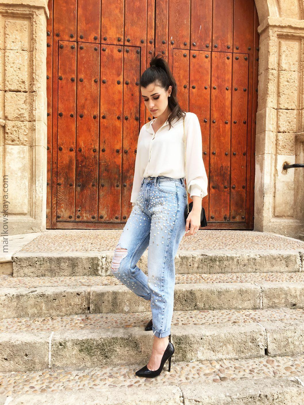 marikowskaya street style mom jeans (19)