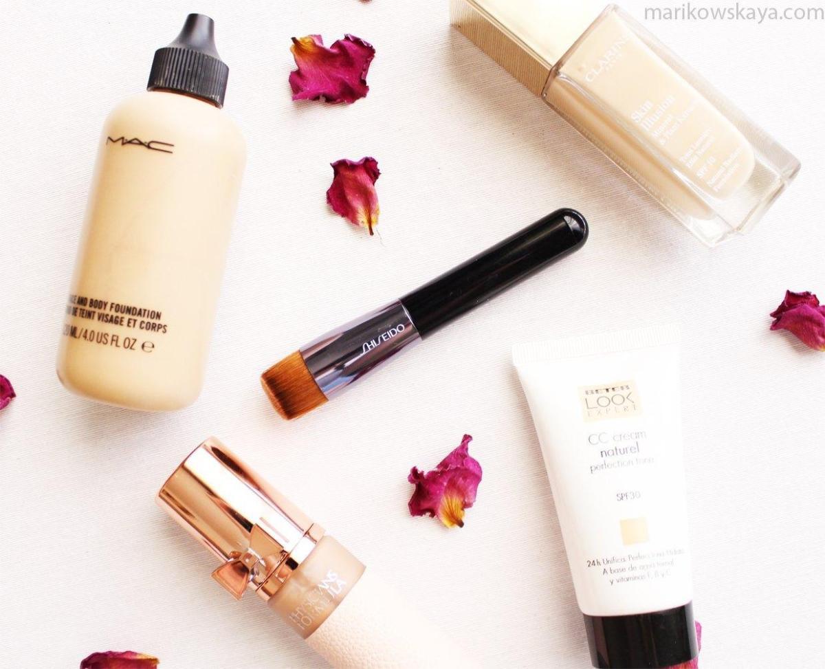 kit básico brochas pinceles - shiseido