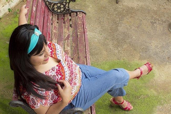 marikowskaya street style blusa estampada (1)