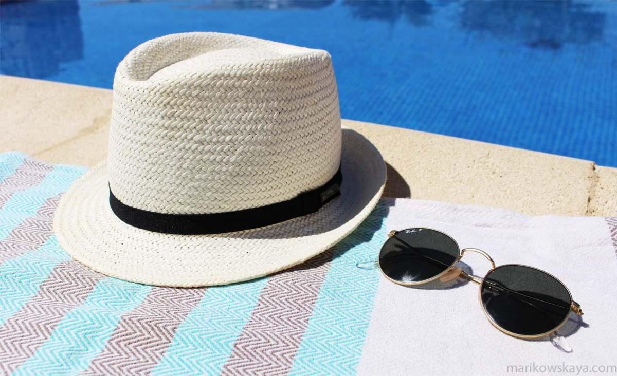 capazo verano - ray ban