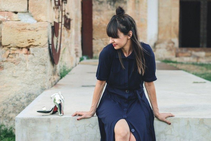 marikowskaya-street-style-amparo-blue-zara-dress-2