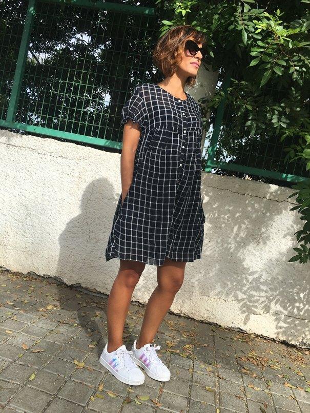 marikowskaya street style mis brochas y sombras vestido mono (3)