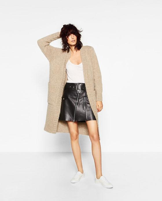 Cárdigan Zara