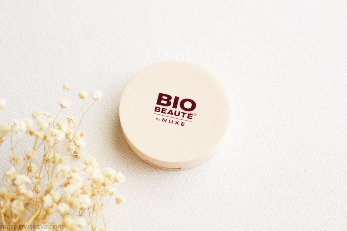 decepciones - bio beauté nuxe bb cream compacta