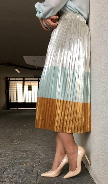marikowskaya street style jennifer falda plisada (4)