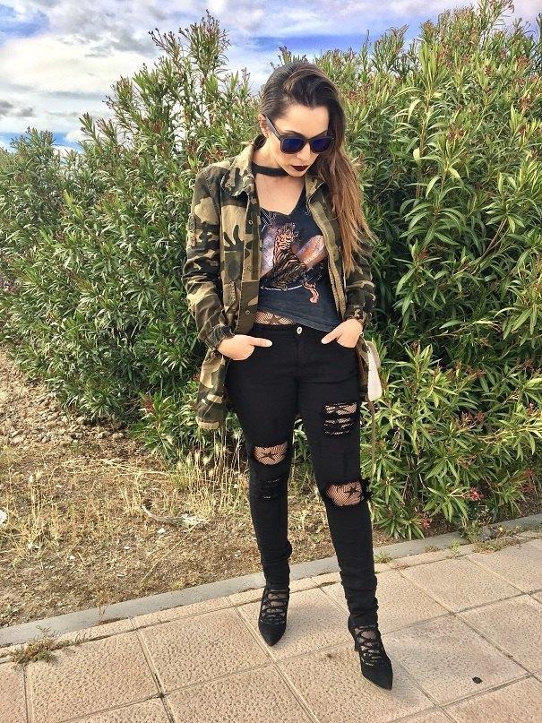 marikowksaya street style patry ripped jeans (4)