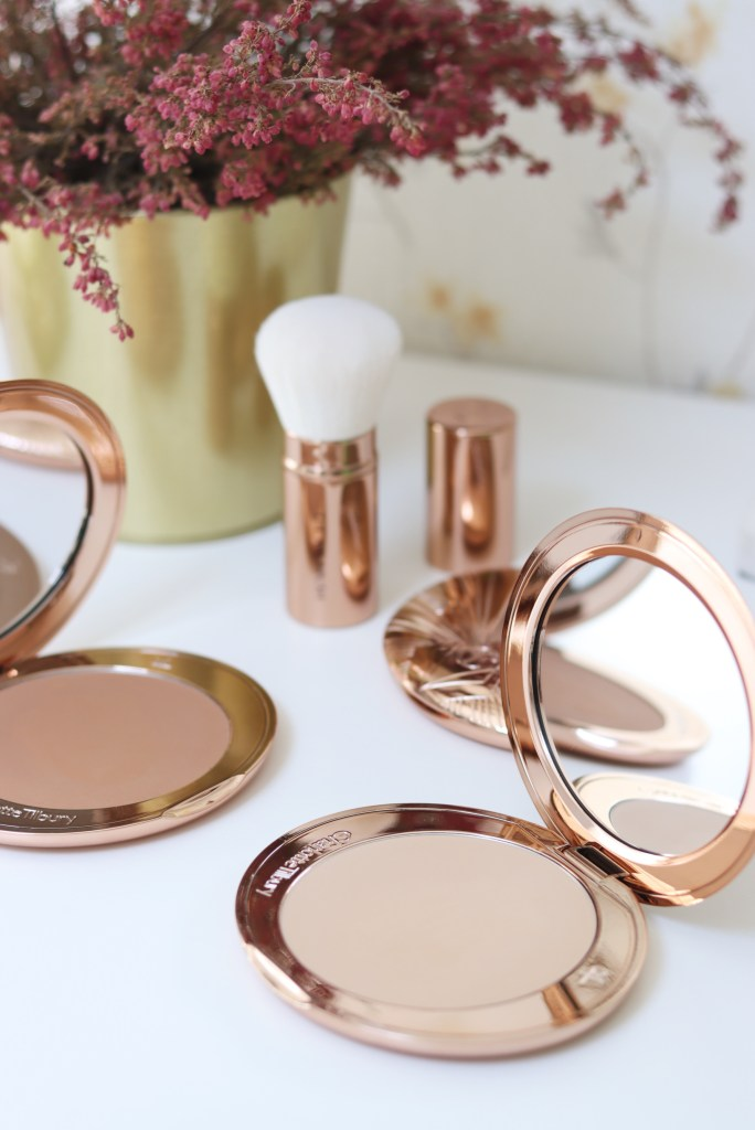 NOVEDAD CHARLOTTE TILBURY: Airbrush Bronzers + The Air-Brush