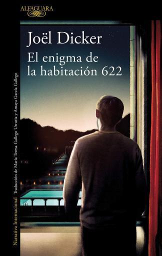 """#MarikoLee: """"El enigma de la habitación 622"""" de Joël Dicker"""