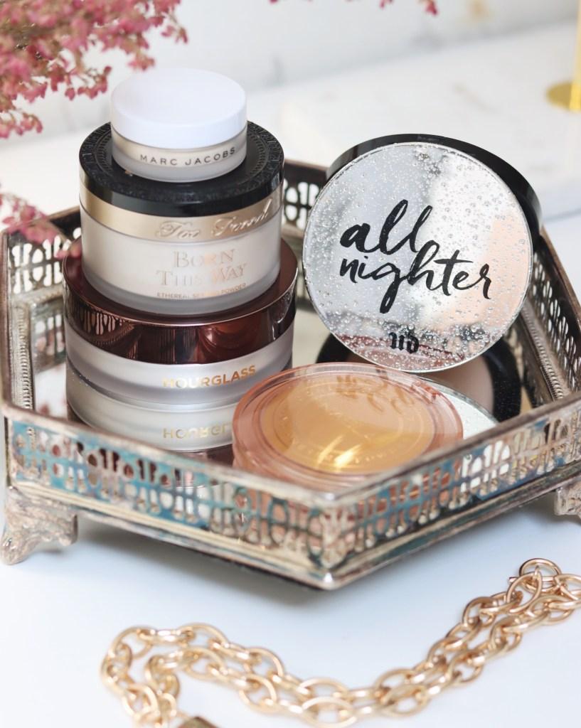 TOP 5 | Polvos para sellar el maquillaje