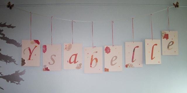 Sabie's room 3