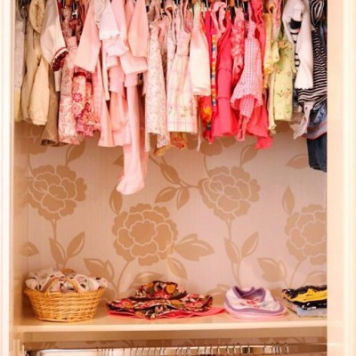 How to Style Your Kid's Closet