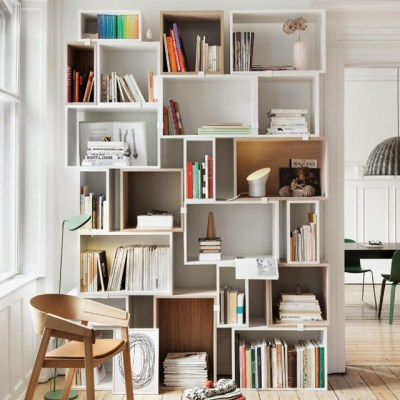 How to Use Bookshelves as a Design Feature for the Home