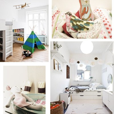 Designing Our Own Home: Kids' Room Concept.