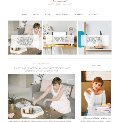 How My Blog Started and A New Home