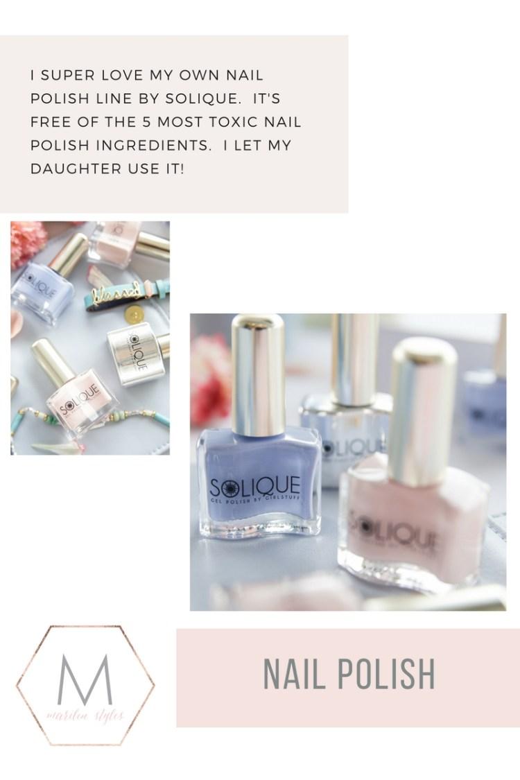 toxic free nail polish